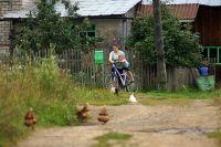 В Алтайском крае можно встретить как развитые сёла и районы, так и заброшенные, почти забытые.