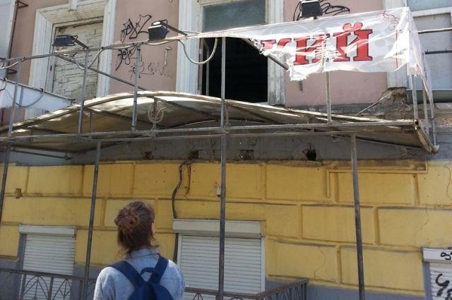 Раньше Петровская была одной из самых людных и красивых улиц Таганрога.