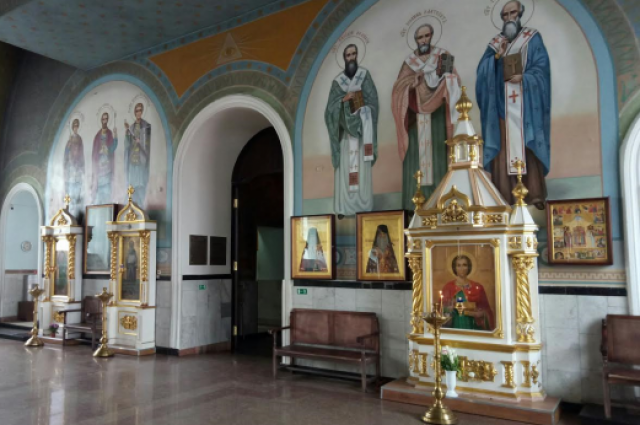 ВСвято-Никольском монастыре нарушены правила пожарной безопасности