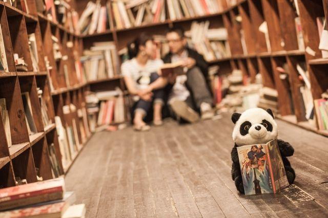 Библиотека готова поделиться книгами с читателями.