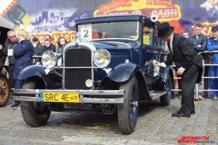 В Калининграде покажут редкие автомобили начала XX века.