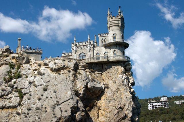 Замок-дворец «Ласточкино гнездо» закрыли на реконструкцию