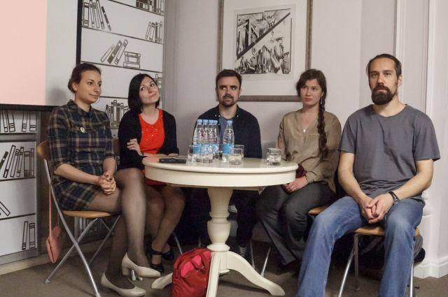 Участники программы «Учитель для России»