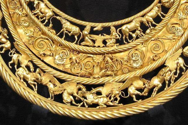 Центральный музей Тавриды готовит новую коллекцию, равноценную знаменитому «скифскому золоту»