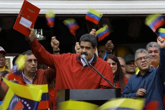 Выборы вучредительное собрание Венесуэлы пройдут всередине лета