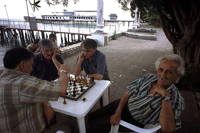 Ахиллесова пята. Какие болезни подстерегают пожилых мужчин
