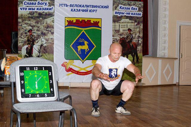 Свои рекорды пенсионер Геннадий Мисиков установил вопреки тяжелейшей травме.