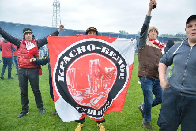 «Спартак» оштрафован на 1,6 млн руб. после матчей с «Амкаром» и «Арсеналом»