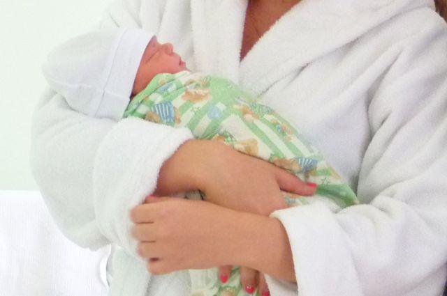 Жительница Шарыпово родила ребенка натротуаре подороге вроддом
