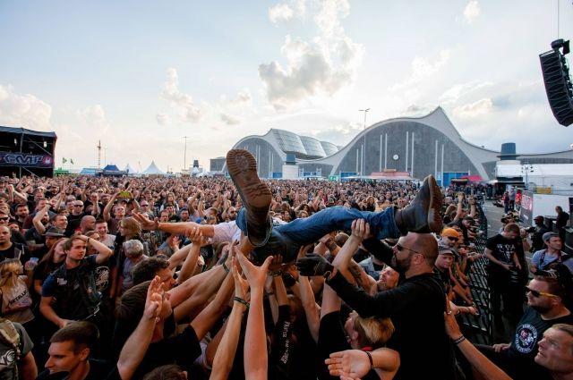 На площадку немецкого рок-фестиваля проложат пивопровод