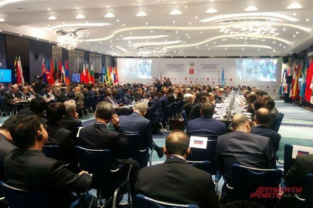Тёмная сторона киберсилы. 95 стран в Завидово обсудили борьбу с хакерами