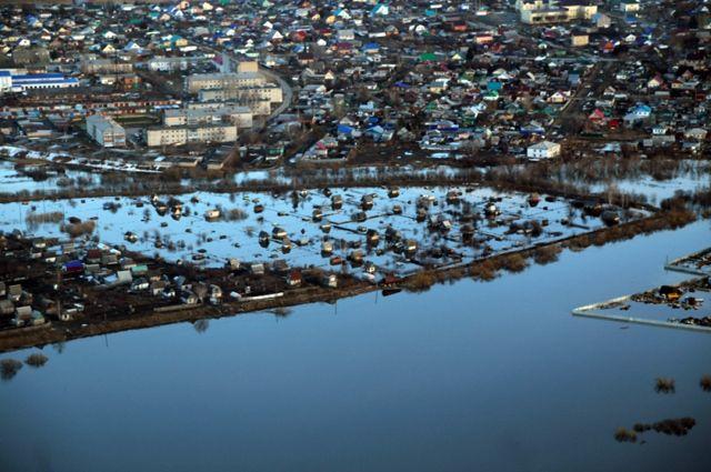 В Ишимском района остаются подтоплены 41 дом
