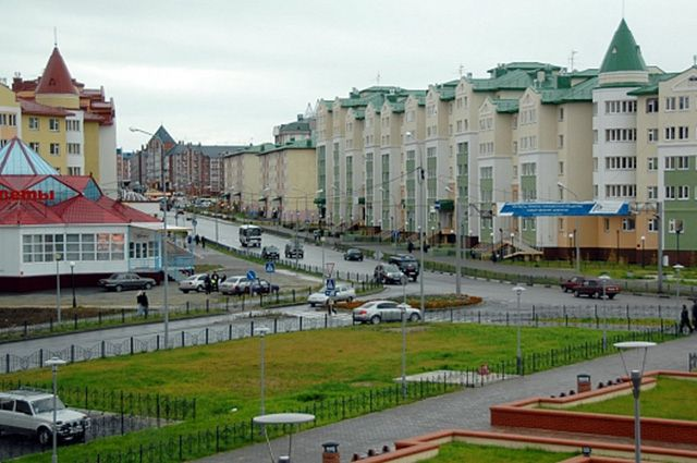 Лучшей управляющей компаний в Салехарде признано ООО «ЖК Возрождение».
