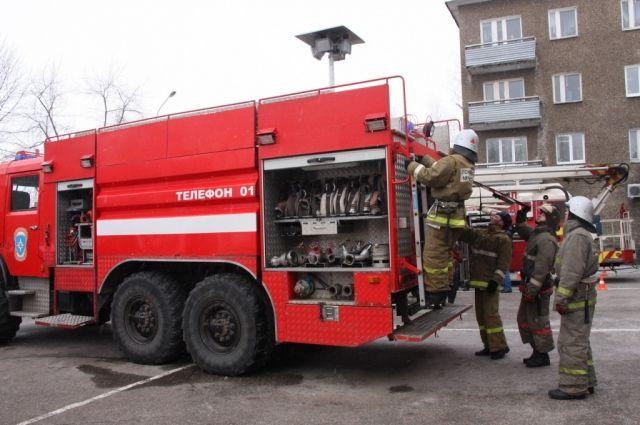Нижегородец умер напожаре из-за небрежного приготовления пищи