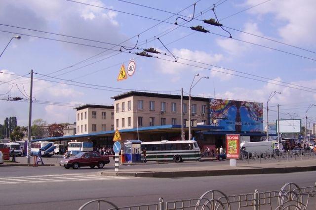 В Киеве могут исчезнуть две автостанции