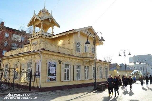 Этот особняк был сохранён благодаря Станиславу Кондратьевичу Белову.