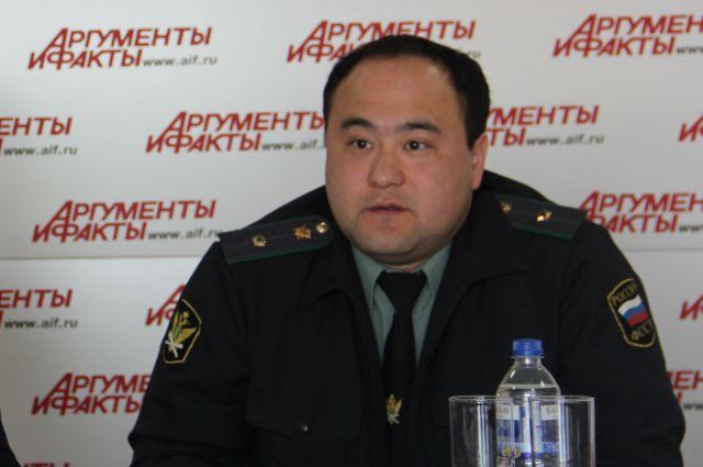 Теймур Талехович Магомедов.
