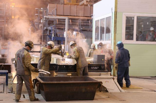 Сотрудники завода уже прошли предварительное обучение на подобном оборудовании в американской компании.
