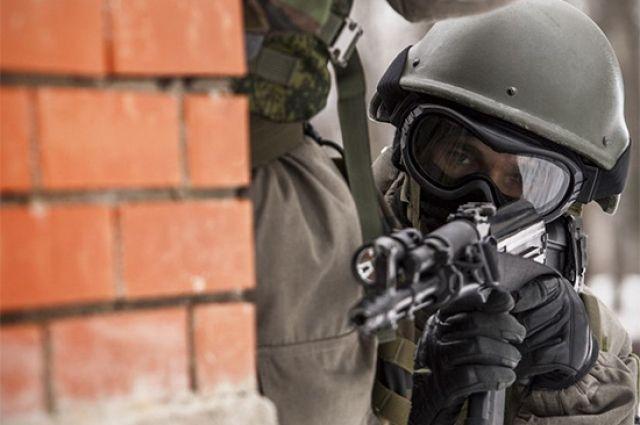 Спецслужбы Петербурга проводят антитеррористические учения наКрестовском острове устадиона «Сибур-Арена»