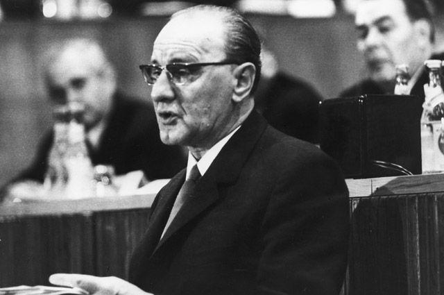 Рецепт счастья. Как Янош Кадар построил венграм «гуляш-социализм»