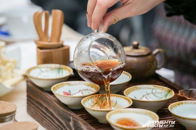 Чайные традиции пришли к нам с Востока.
