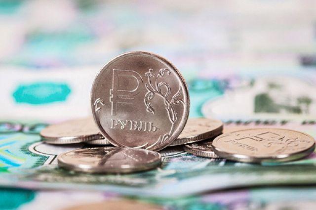 Намосковской бирже снизился курс доллара иевро