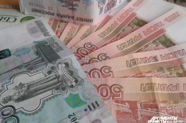 В Калининграде бизнесмен взял микрозаймов на 10 млн рублей .
