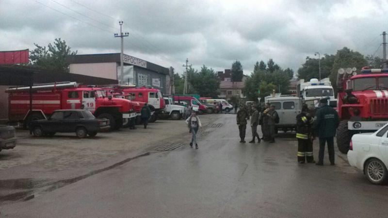 Село Левокумка
