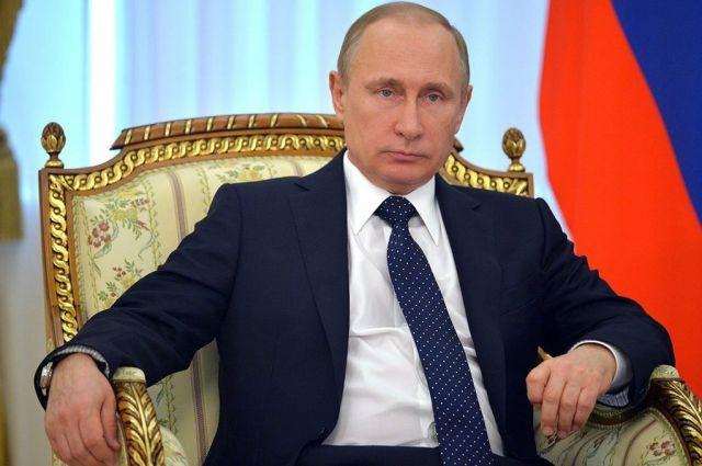 Путин наградил Римаса Туминаса орденом почета