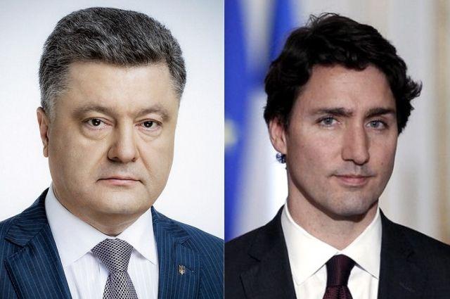 Коалиция стран G7 иНАТО предана поддержке Украины,— Трюдо