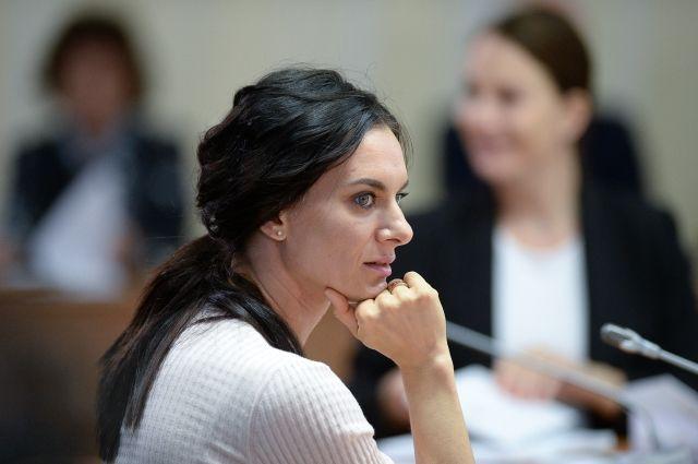 WADA может назначать Исинбаеву послом «чистого» спорта в России