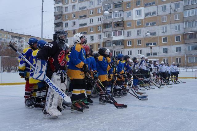Новый спортивный объект увеличит количество игроков и поклонников хоккея.