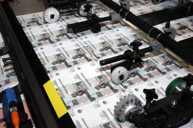 ЦБ: купюры в 200 и 2000 рублей запустят в оборот в октябре 2017 года