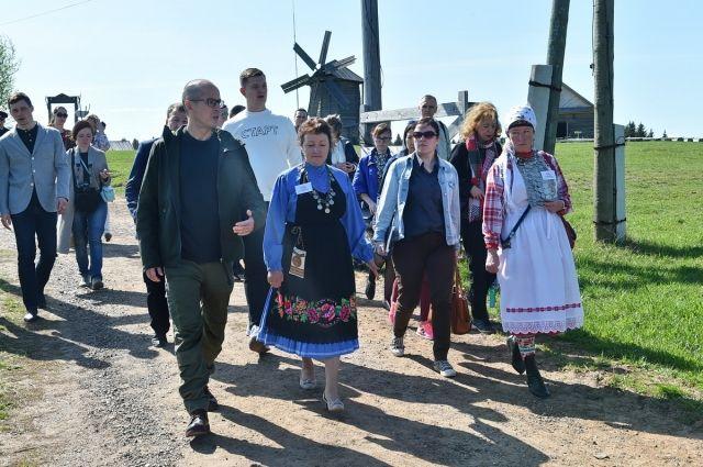 Этнодеревня должна стать символом дружбы и единения народов Удмуртии.