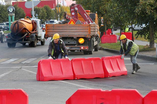 Автомобилистов предупредили о ремонте дорожного полотна на Моспроспекте.
