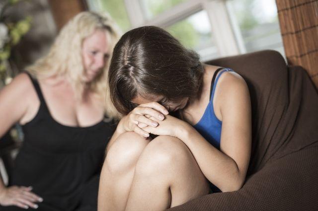 Дети не всегда могут ответить на агрессию родителей.