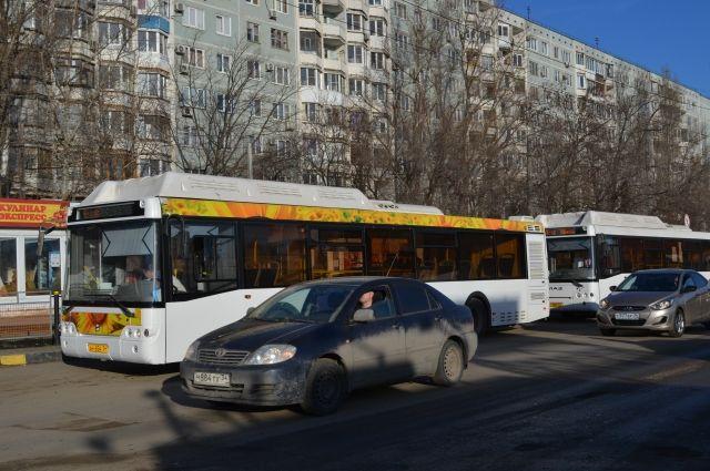 ВВолгограде продлят автобусный маршрут №55
