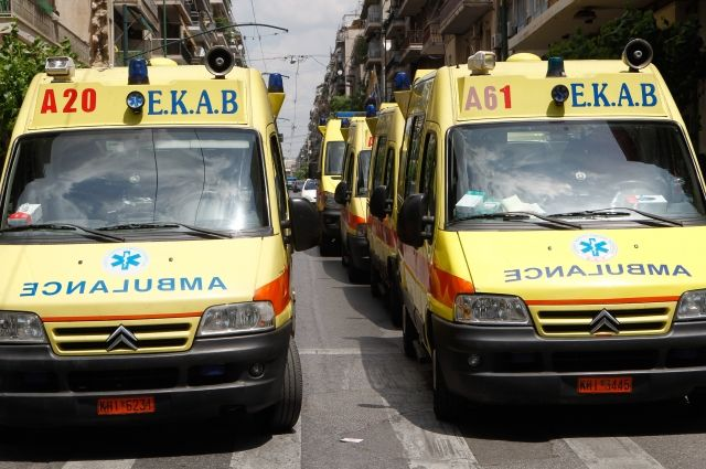 В Греции подорвали автомобиль бывшего премьер-министра