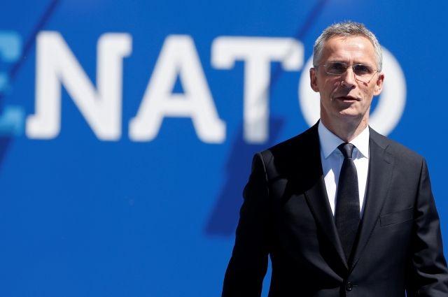 Столтенберг назвал усиление НАТО «пропорциональным ответом» на действия РФ