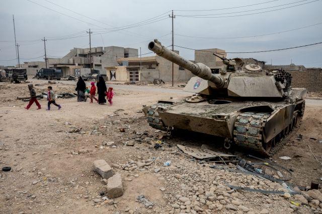 В США могут принять закон, позволяющий вести военные действия против ИГ