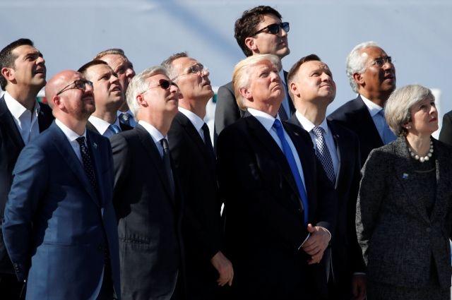 Лидеры НАТО договорились расширить поддержку коалиции по борьбе с ИГ