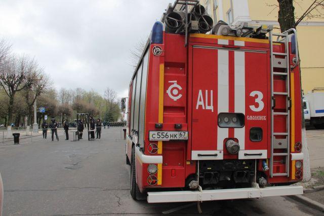 Предварительную причину пожара установили.