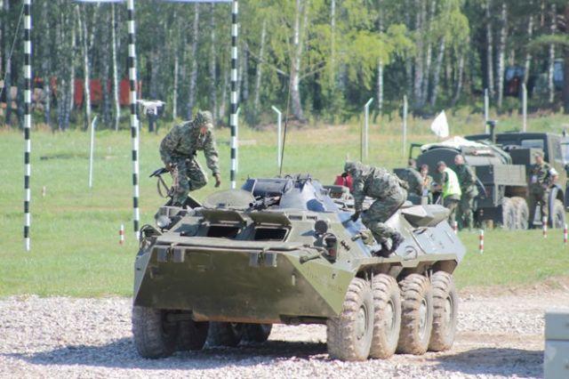 Для военнослущащих есть вакантные места в Красноярском крае.