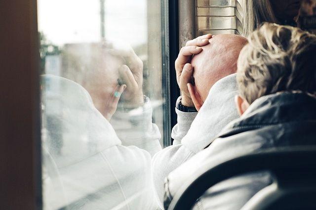 Пассажиры опять не дождались своего автобуса