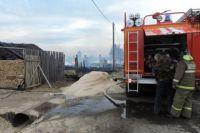 Пожары в Братском районе уничтожили 150 дачных участков.