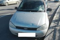 40-летний мужчина на ВАЗ-111730 двигался со стороны ул. Героев Хасана в направлении бульвара Гагарина.