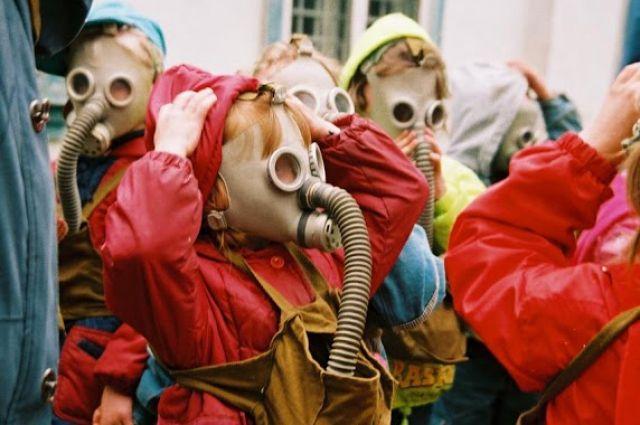 Ввоздухе Омска зафиксирована повышенная концентрация ядовитого хлороводорода
