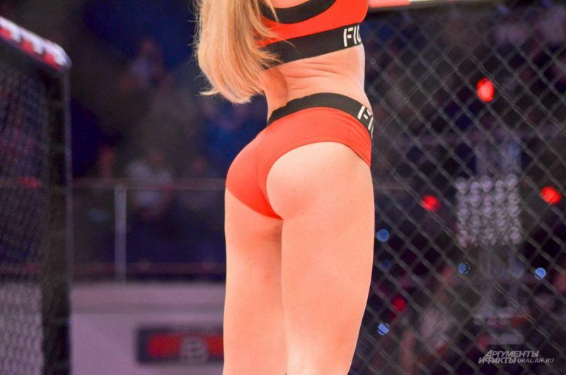 Турнир Fight Nights Global 67 в Екатеринбурге.