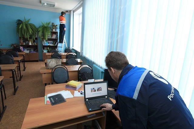 Система видеонаблюдения «Ростелекома» готова кпроведению основного периода ЕГЭ