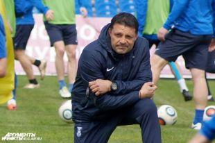 Наставника «Балтики» Игоря Черевченко назвали лучшим тренером по итогам мая.